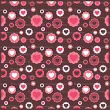 Load image into Gallery viewer, SWEET HEART Digital Papers Set 4