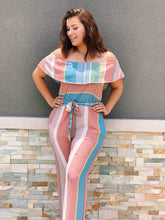 Load image into Gallery viewer, Pastel Multi Jumpsuit