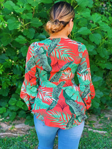 Take Me to The Beach - Blouse