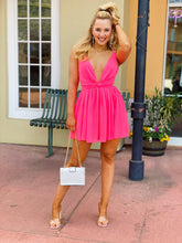 Load image into Gallery viewer, Marilyn Moment In Neon - Mini Dress