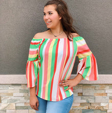 Load image into Gallery viewer, Fiesta In Color - Blouse