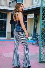 Load image into Gallery viewer, My Agenda Is Booked - Striped Pants