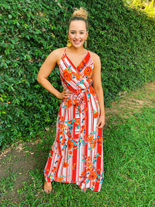 Always in Paradise - Maxi Dress