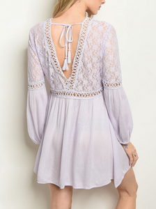 Living in Lilac & Lace