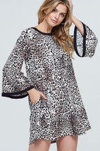 Load image into Gallery viewer, Wild Instincts Cheetah Print Dress