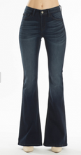 Load image into Gallery viewer, Emma KanCan Dark and Flare Denim Jeans