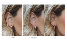 Load image into Gallery viewer, Tess + Tricia Estelle Large Hoop Earring (PRE ORDER)