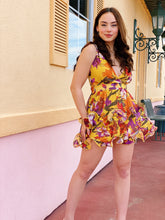 Load image into Gallery viewer, Tropical Feels - Mini Dress