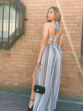 Load image into Gallery viewer, Stripe Vacay Pant Set