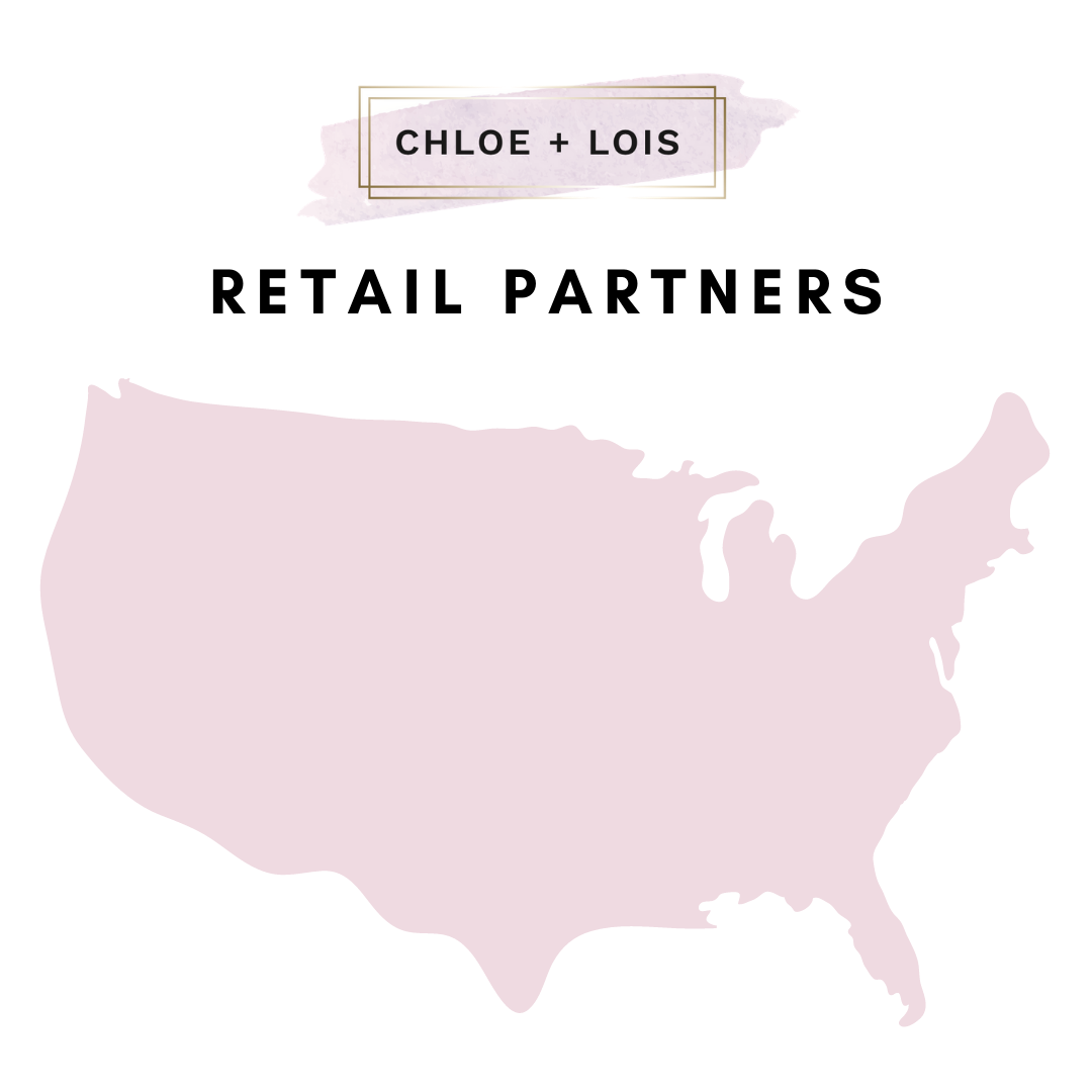 Chloe + Lois Retail Partner Locations