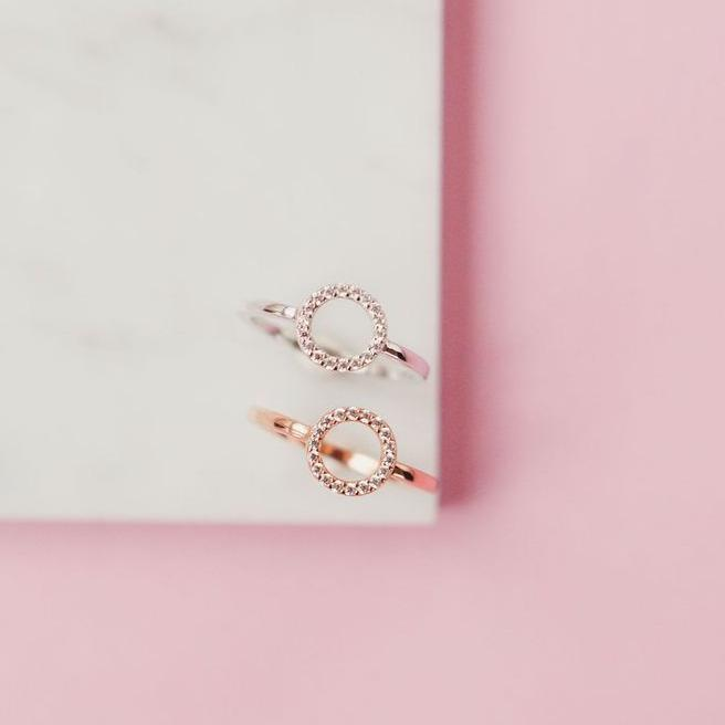 Slim Circle Ring Rings Chloe + Lois