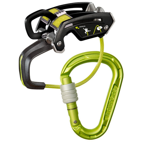 Edelrid Giga Jul Belay Kit-Belay Device-Edelrid-JM Active | Rock Climbing