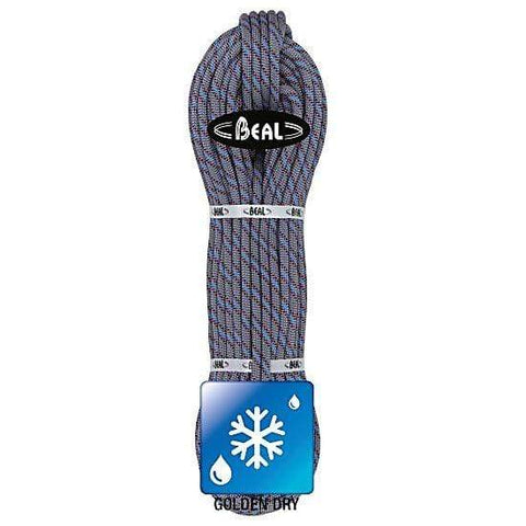 Beal Apollo 11mm Golden Dry Climbing Rope-Dynamic Rope-Beal-JM Active | Rock Climbing
