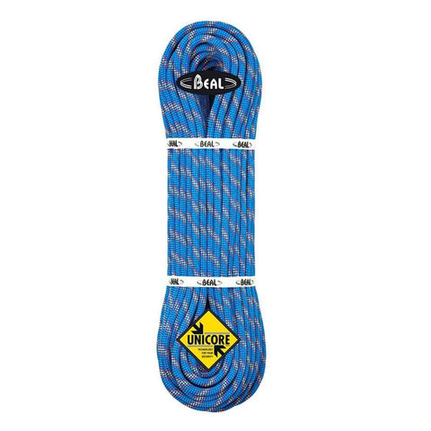 Beal Booster III 9.7mm Golden Dry Dynamic Rope-Dynamic Rope-Beal-JM Active | Rock Climbing