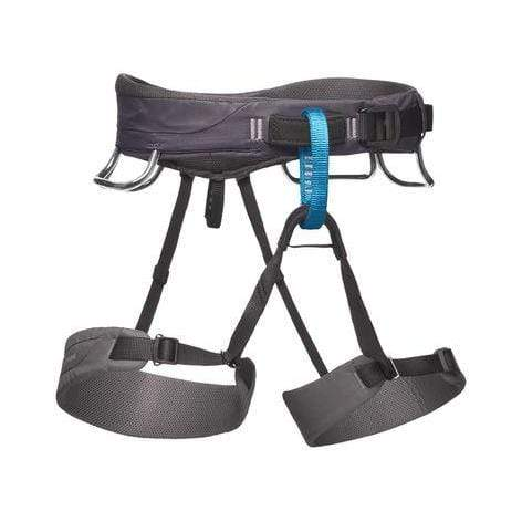 Black Diamond Momentum Men's Harness-Climbing Harness-Black Diamond-JM Active | Rock Climbing