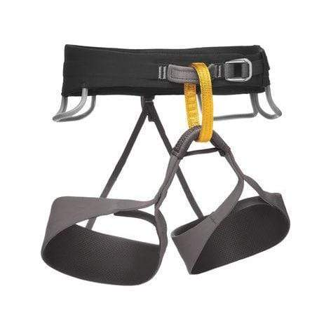 Black Diamond Solution Men's Harness-Climbing Harness-Black Diamond-JM Active | Rock Climbing