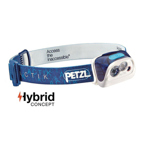 Petzl Actik Headtorch-Headtorch-Petzl-JM Active | Rock Climbing