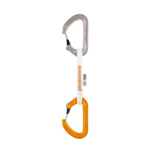 Petzl Ange Finesse Quickdraw-Quickdraw-Petzl-JM Active | Rock Climbing
