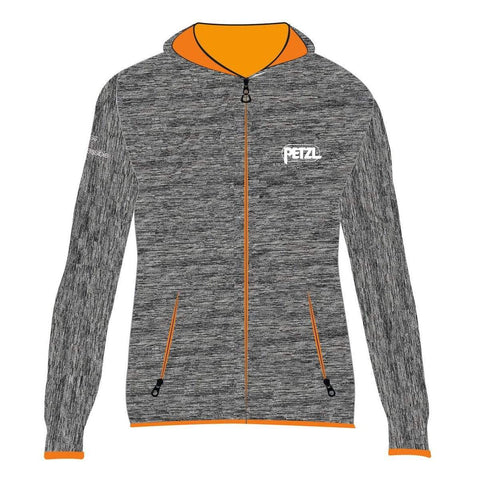 Petzl Men's Hoodie-Clothing-Petzl-JM Active | Rock Climbing