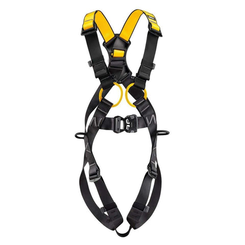 Petzl Newton Harness-Industrial Harness-Petzl-JM Active | Rock Climbing