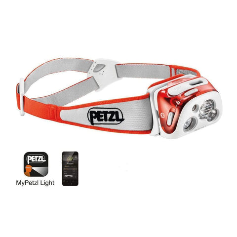 Petzl Reactik+ Headtorch-Headtorch-Petzl-JM Active | Rock Climbing