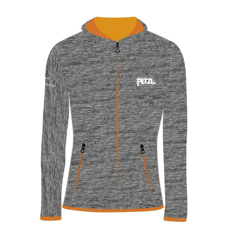 Petzl Women's Hoodie-Clothing-Petzl-JM Active | Rock Climbing