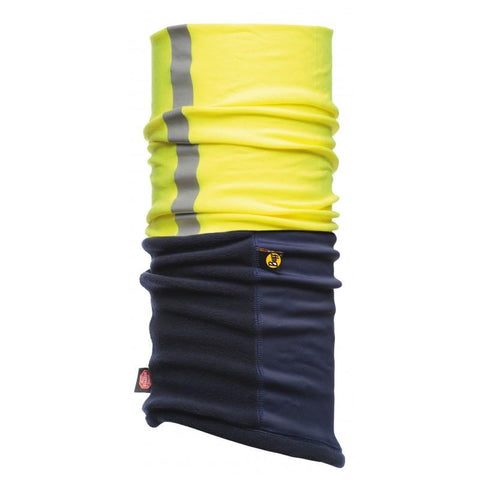 Windproof Reflective - Fluro Yellow-Clothing-Buff-JM Active | Rock Climbing