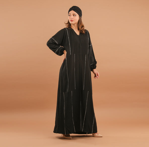 DIMANTE STRIP ABAYA
