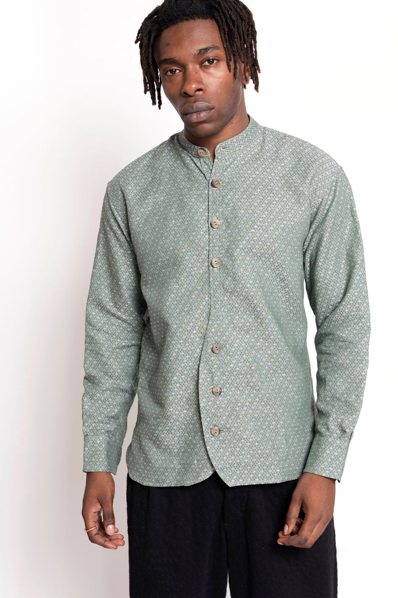 PRINT FREETOWN SHIRT