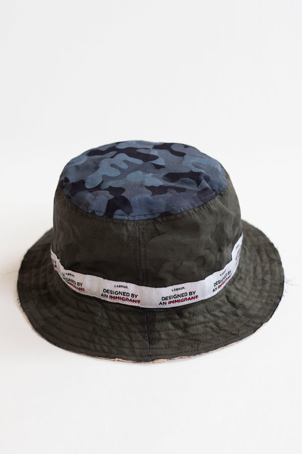 Corduroy Reversible Bucket Hat
