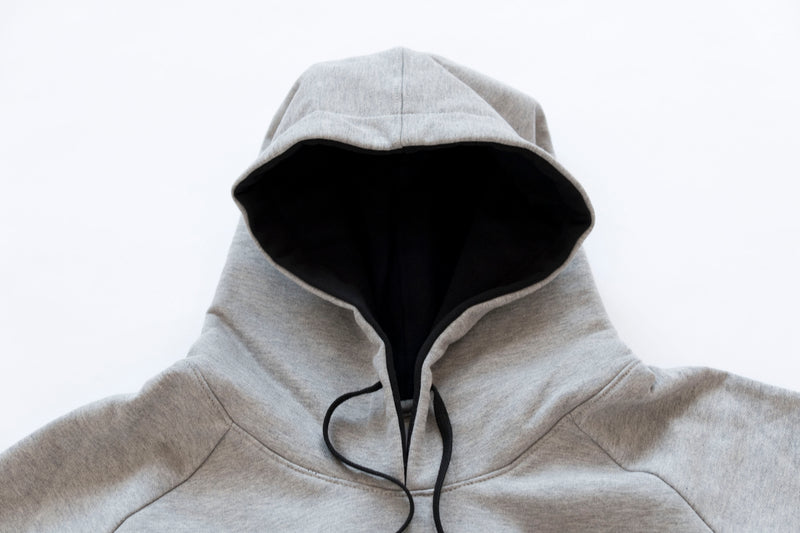 Grey 'Designed By An Immigrant' Hoodie