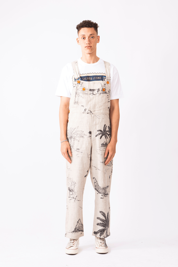FREETOWN DUNGARESS