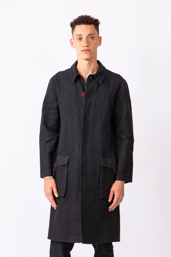 Anthracite Gooderich Overcoat