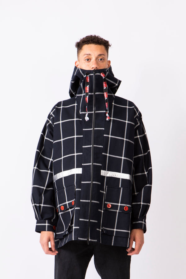 Broson Hooded Parka Jacket