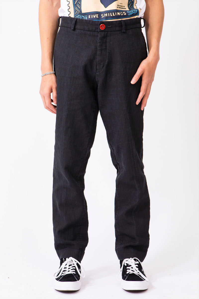 Anthracite Tailored Pants
