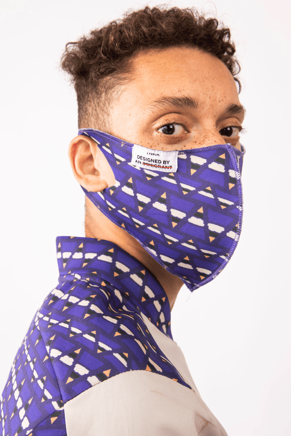 Neoprene Printed Washable and Reusable Mask