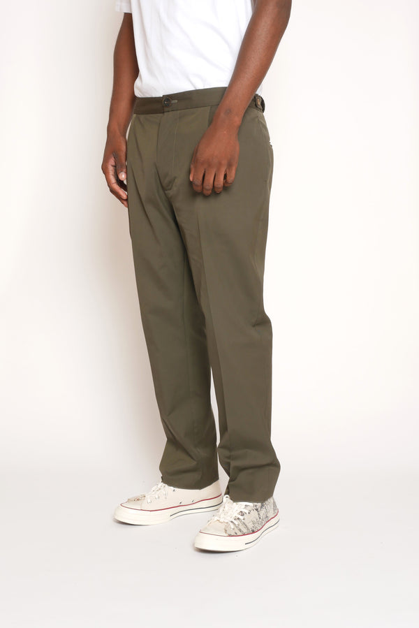 Pre-Order: Wendell Richardson GREEN TROUSERS