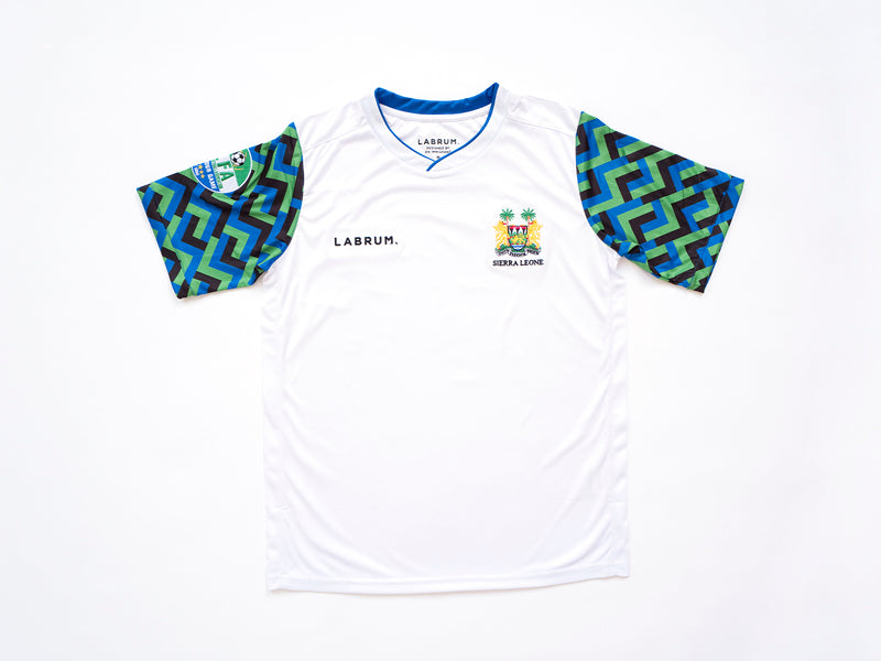 Sierra Leone Olympic Shirt Home