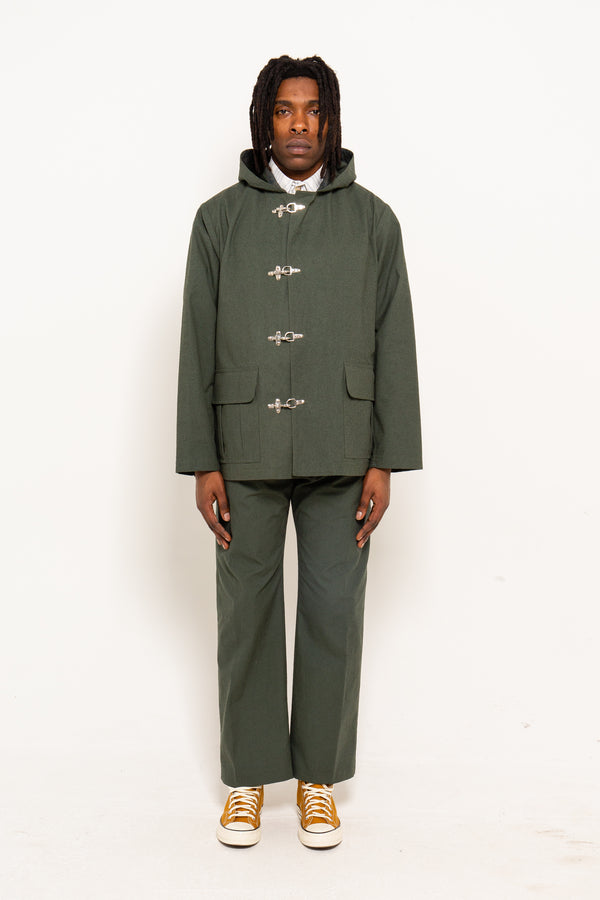 The Cotton Tree Clasp Jacket