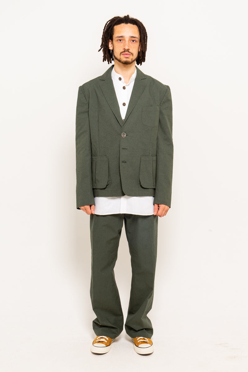 The Cotton Tree Blazer