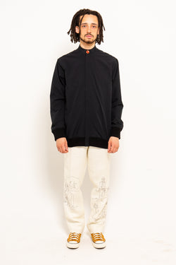 Shirting Bomber Black