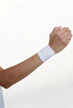 Solidea Silver Wrist Support