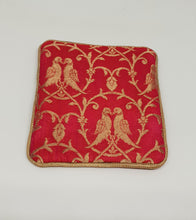 Load image into Gallery viewer, Birdie Brocade Coin Purse