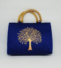 Load image into Gallery viewer, Hand Painted Tree Bag
