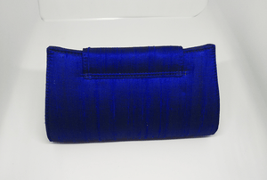 Royal Blue Tanjore