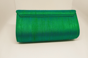Green Floweret Clutch