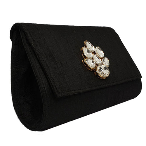 Black Basic Clutch