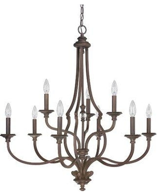 Darby Home Co Jaclyn 9-Light Chandelier (Model:  DBYH9059)