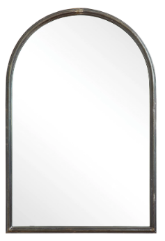 Gracie Oaks Lawerence Wall Mirror (Model:  XRL8558)