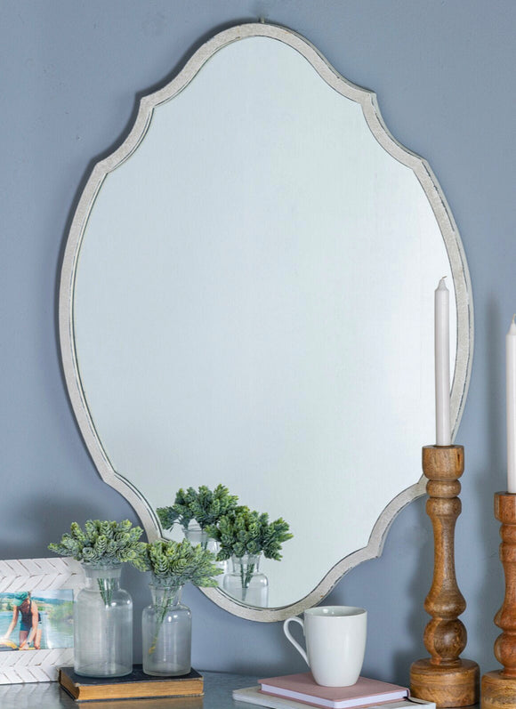 House of Hampton Bulwell Wall Mirror (Model: DVQD1027)